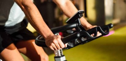 Cómo entrenar con la bicicleta en casa
